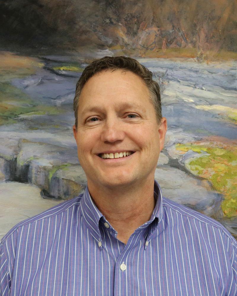 Keith P. Butler
